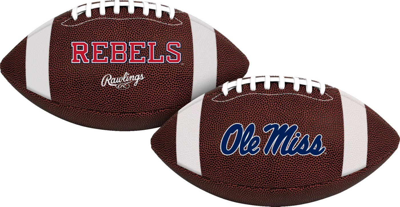Rawlings Ole Miss Rebels Air It Out Youth Football
