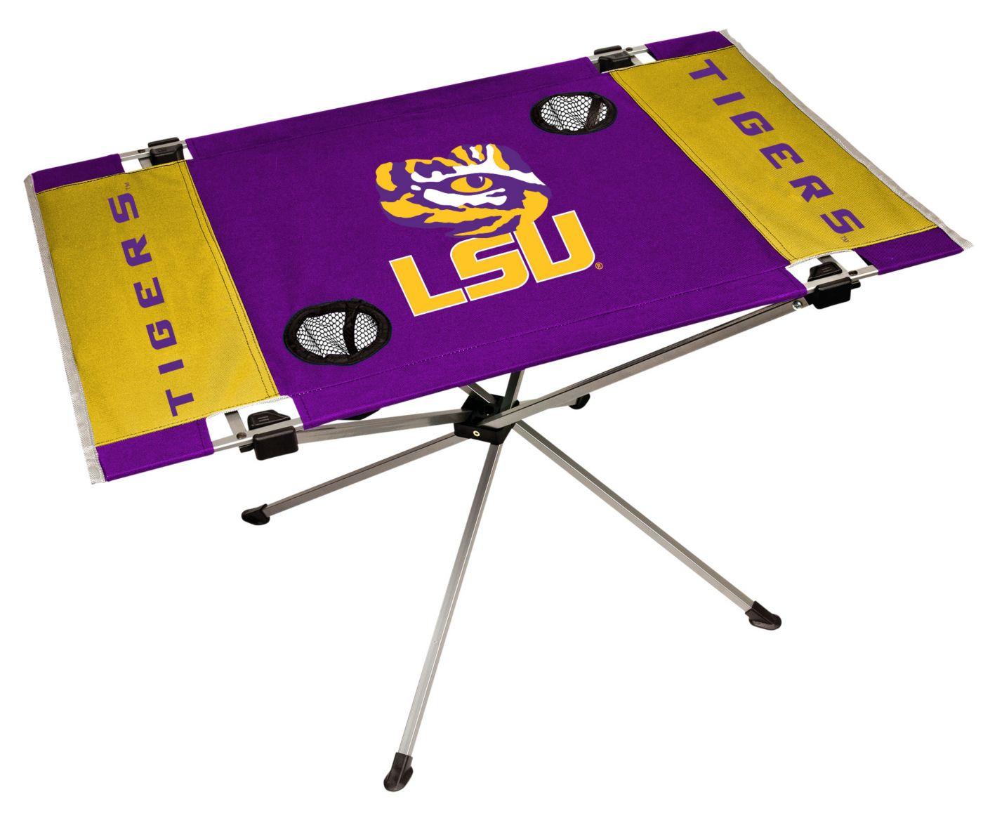 Rawlings LSU Tigers Endzone Table
