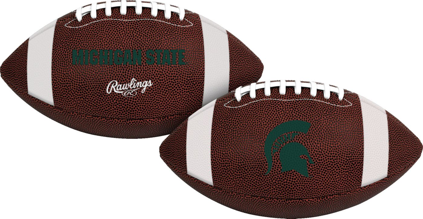 Rawlings Michigan State Spartans Air It Out Youth Football