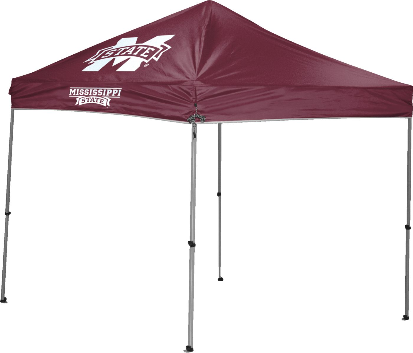 Rawlings Mississippi State Bulldogs 9' x 9' Sideline Canopy Tent
