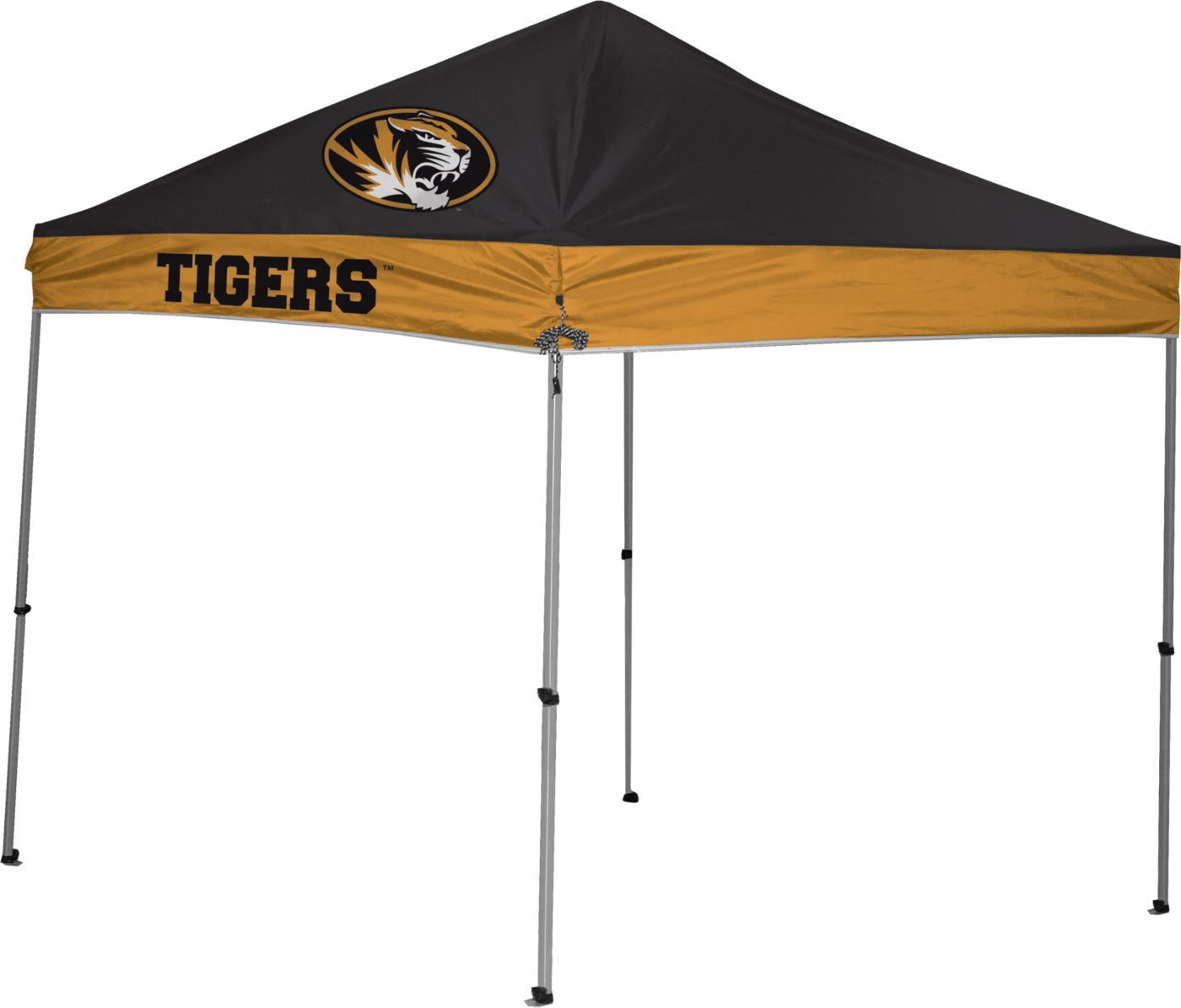 Rawlings Missouri Tigers 9' x 9' Sideline Canopy Tent