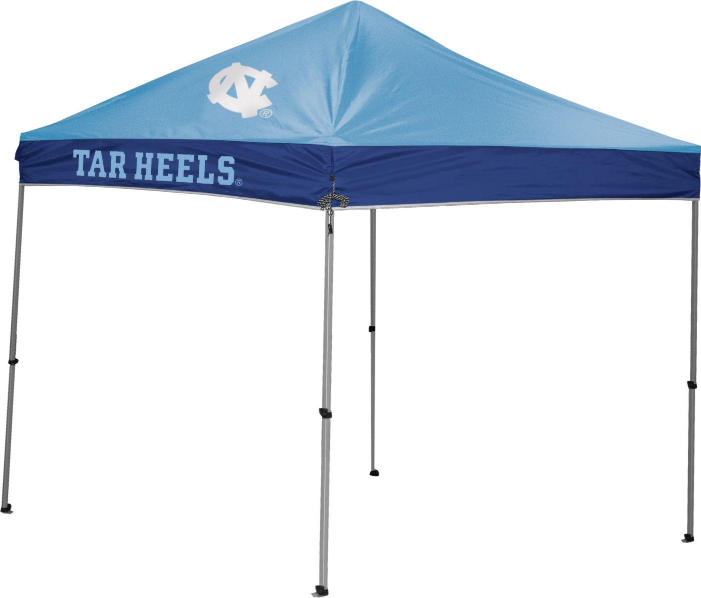 Rawlings North Carolina Tar Heels 9' x 9' Sideline Canopy Tent