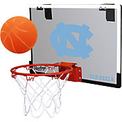 Rawlings North Carolina Tar Heels Game On Backboard Hoop Set