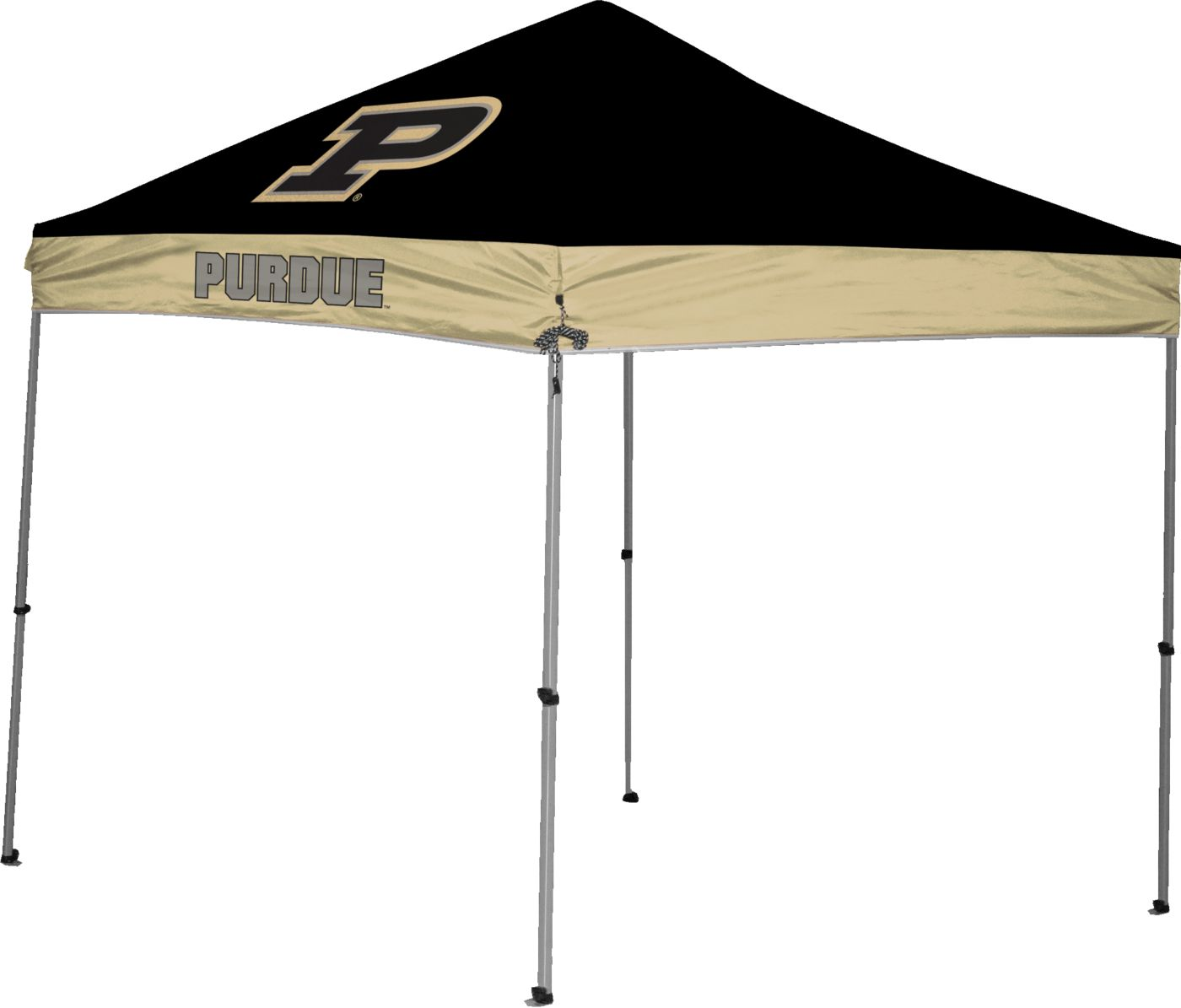 Rawlings Purdue Boilermakers 9' x 9' Sideline Canopy Tent