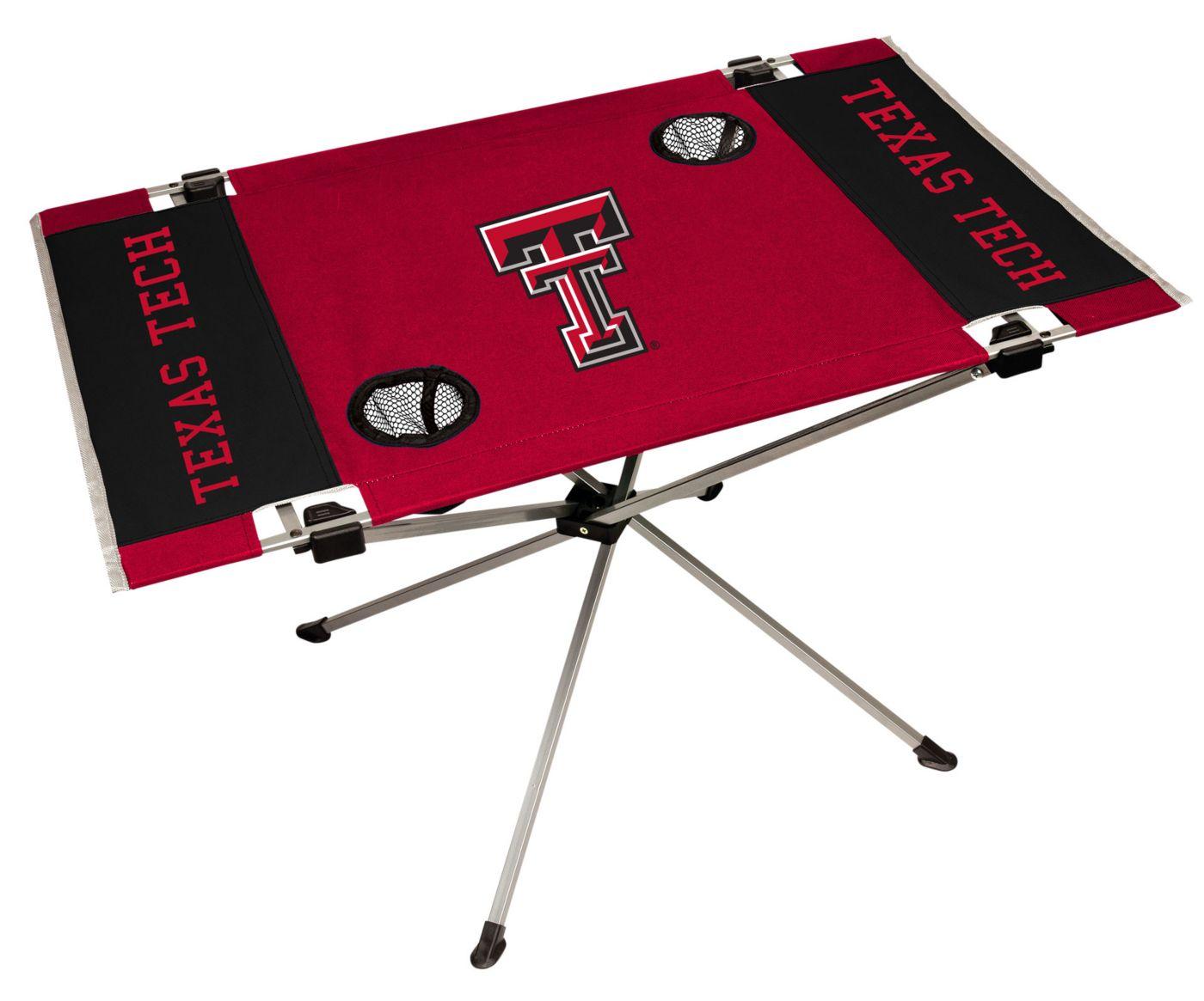 Rawlings Texas Tech Red Raiders Endzone Table