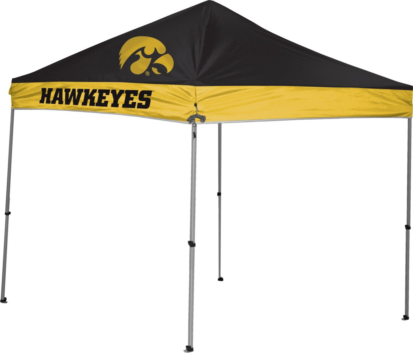 Rawlings Iowa Hawkeyes 9' x 9' Sideline Canopy Tent