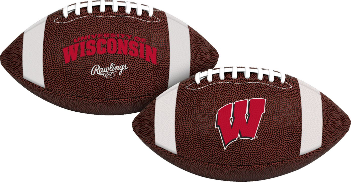 Rawlings Wisconsin Badgers Air It Out Youth Football
