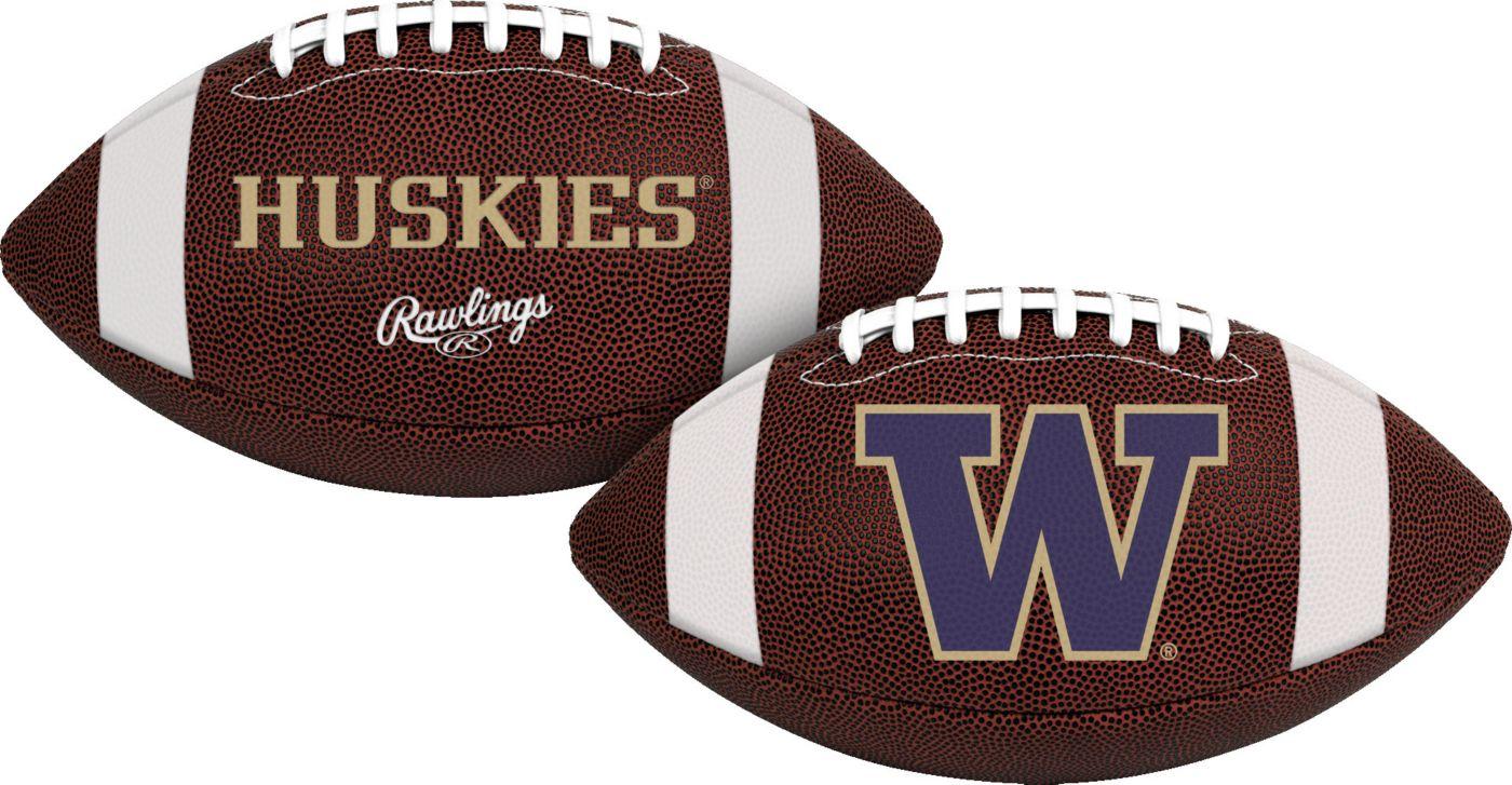 Rawlings Washington Huskies Air It Out Youth Football