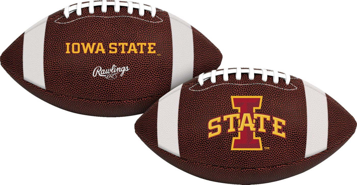 Rawlings Iowa State Cyclones Air It Out Youth Football