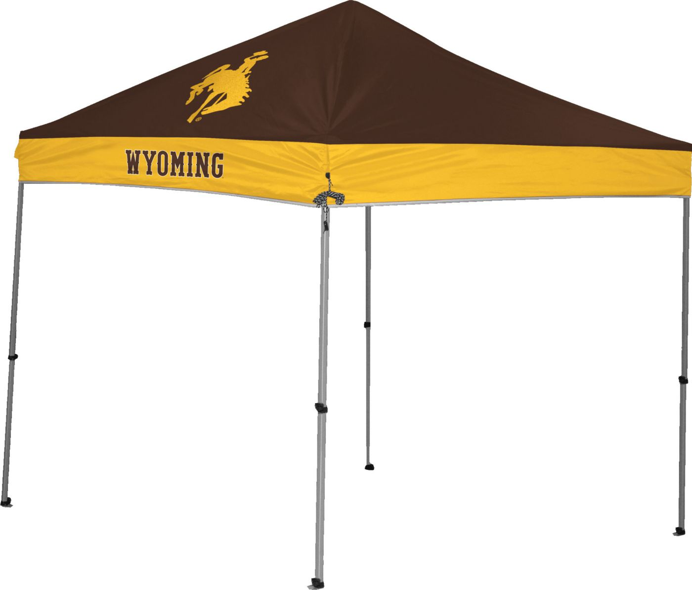 Rawlings Wyoming Cowboys 9' x 9' Sideline Canopy Tent