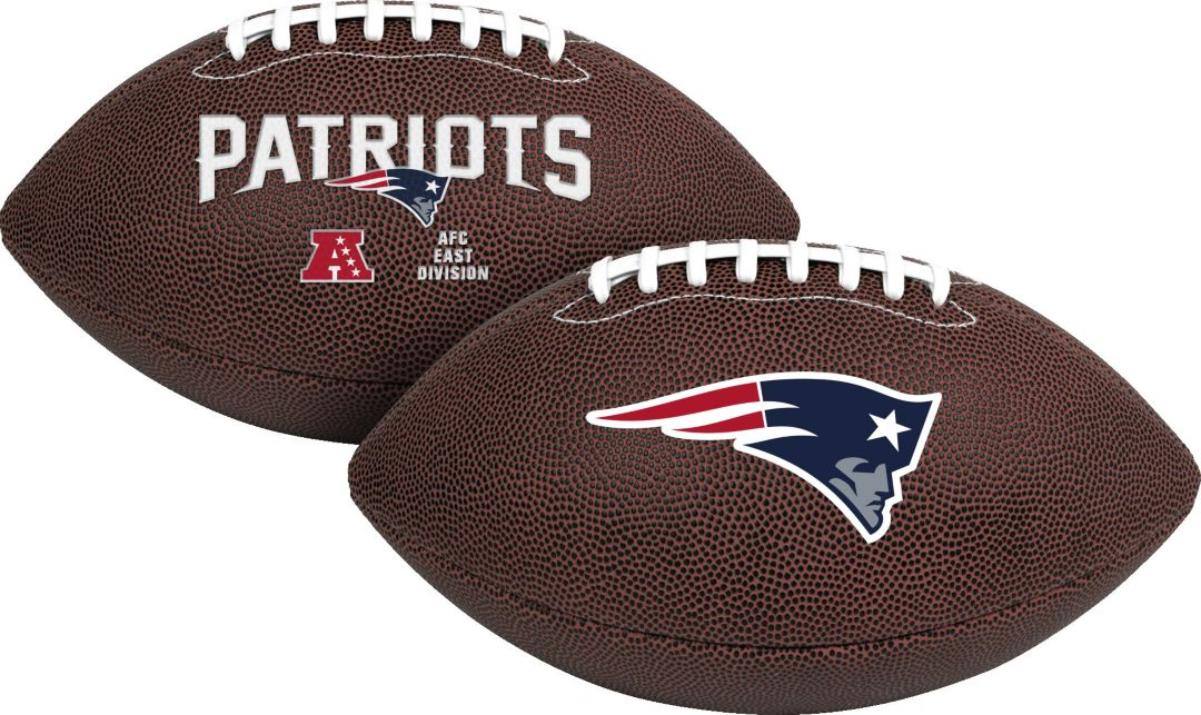 51cf1fb9 Rawlings New England Patriots Air It Out Youth Football
