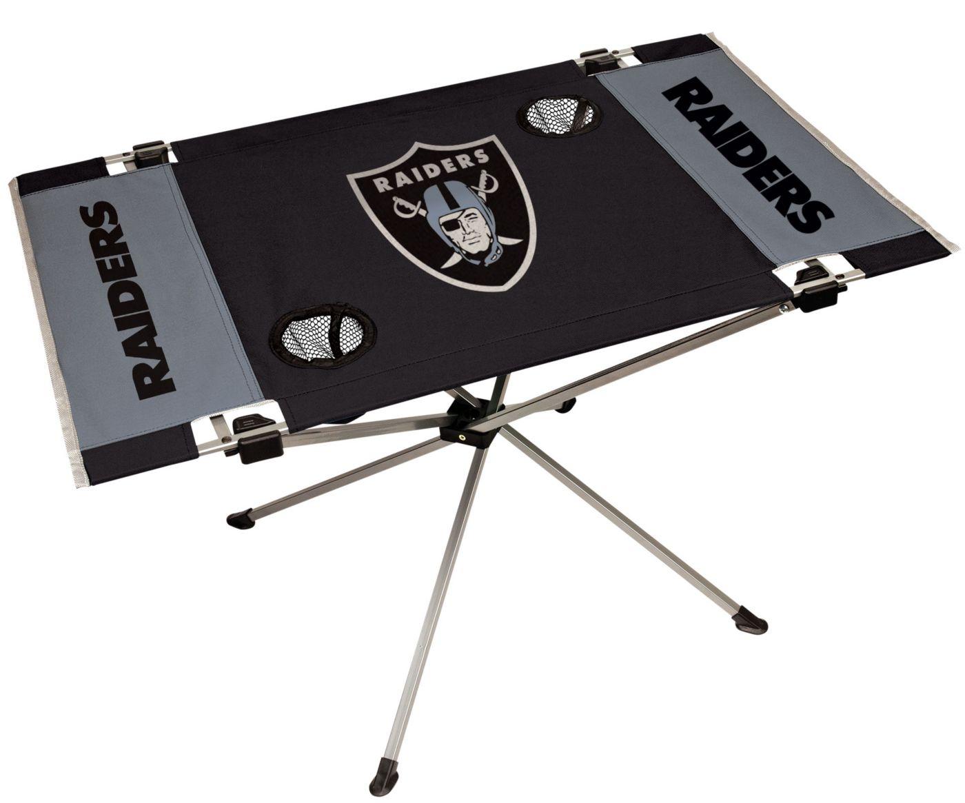 Rawlings Oakland Raiders Endzone Table