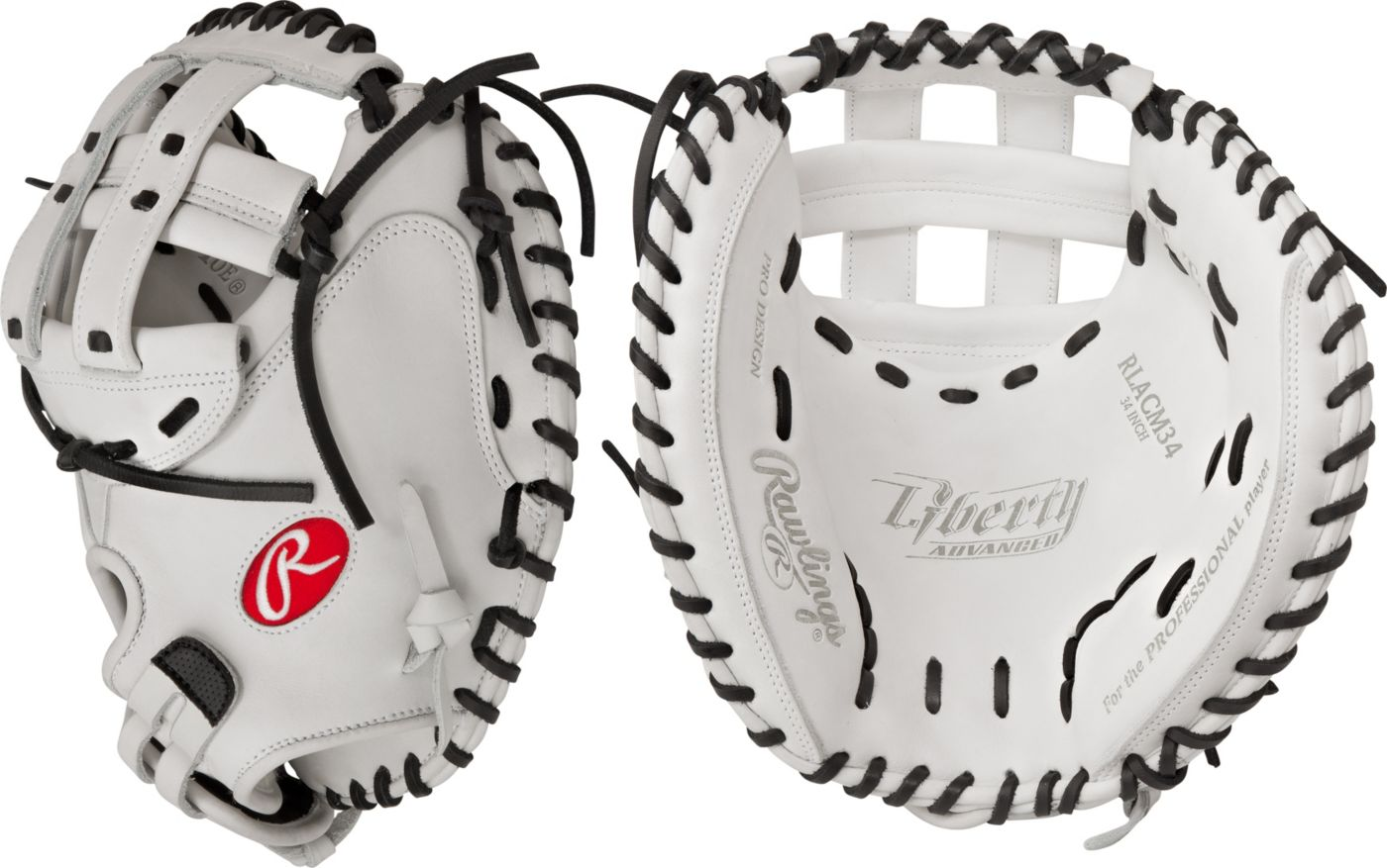 Rawlings 34'' Liberty Series Fastpitch Catcher's Mitt