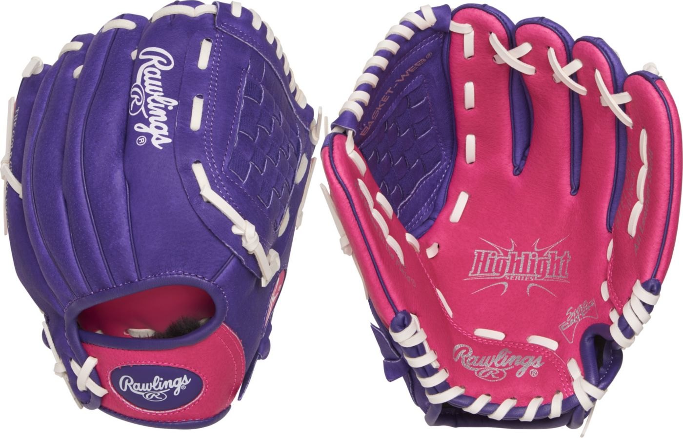 Rawlings 10'' Girls' Highlight Series Fastpitch Glove