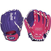 Rawlings 10'' Youth Highlight Series Fastpitch Glove 2018