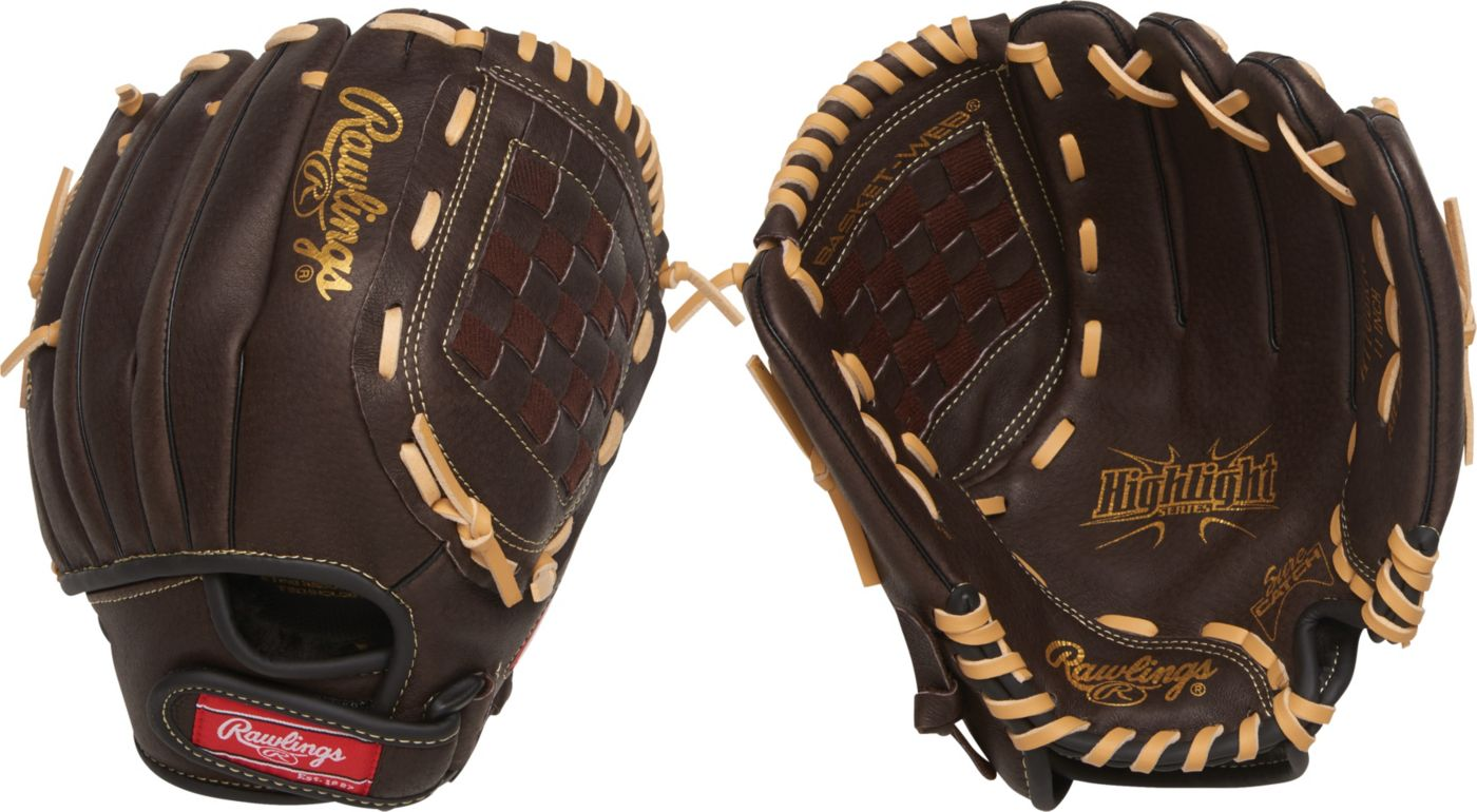 Rawlings 11'' Youth Highlight Series Glove