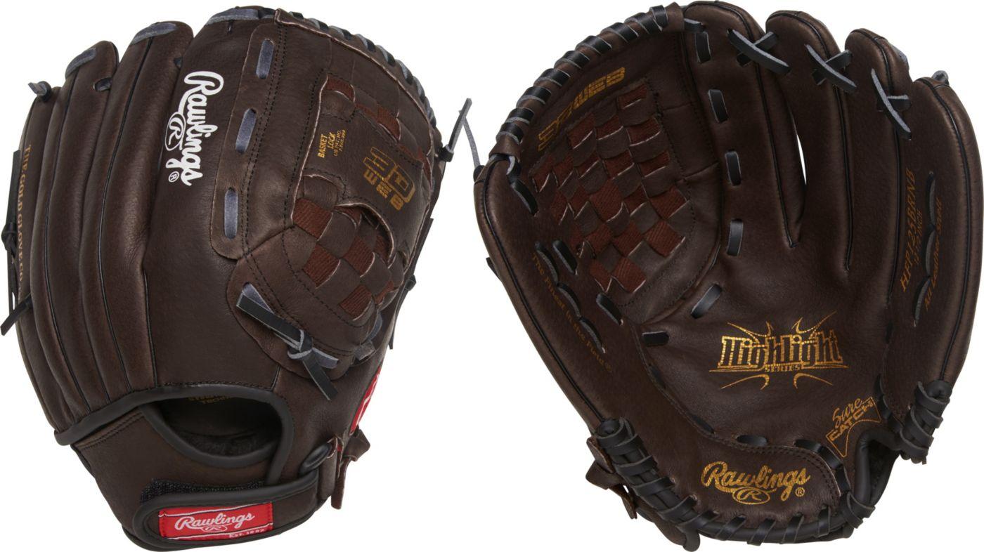 Rawlings 12.5'' Girls' Highlight Series Fastpitch Glove