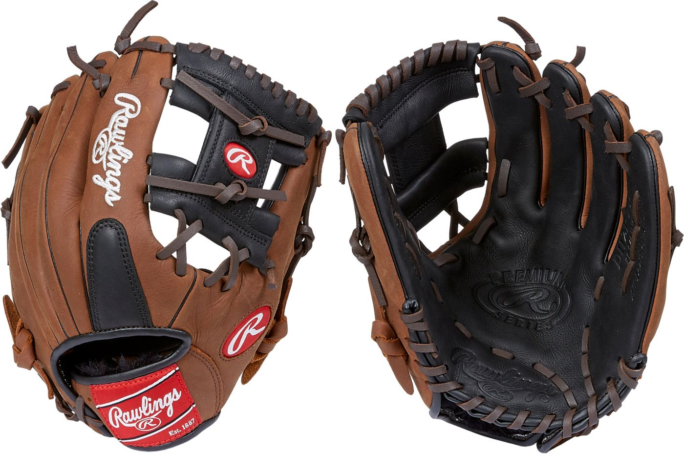 Rawlings 11.25'' Youth Premium Series Pro Taper Glove