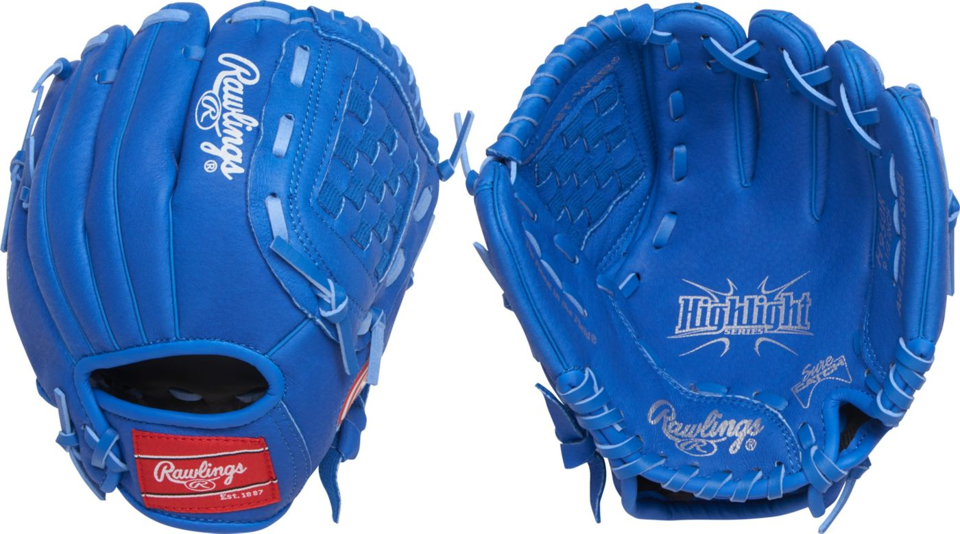Rawlings 9.5'' Youth Highlight Series T-Ball Glove