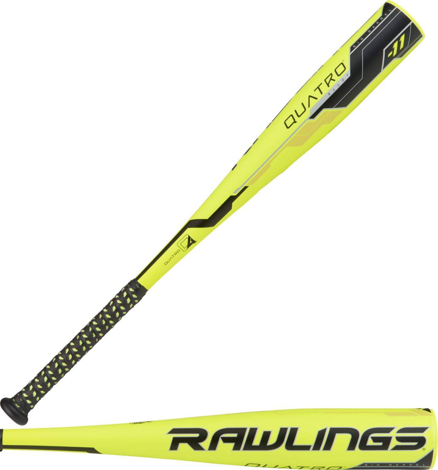 Rawlings Quatro USSSA Bat 2018 (-11)