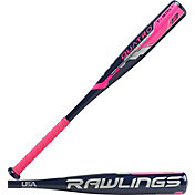 Rawlings Girls' Quatro T-Ball Bat 2018 (-13)