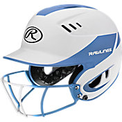 Rawlings Junior VELO R16 Fastpitch Helmet w/ Mask
