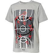 Reebok Boys' Basketball Play Graphic T-Shirt