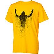 Reebok Boys' Football Silhouette Graphic T-Shirt