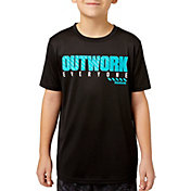 Reebok Boys' Performance Graphic T-Shirt