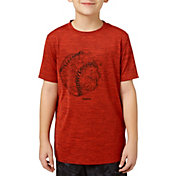 Reebok Boys' Twist Graphic Training T-Shirt