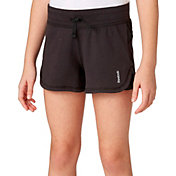 Reebok Girls' Mesh Back Jersey Shorts