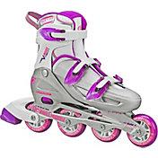 Roller Derby Girls' V-Tech 500 Adjustable Inline Skates