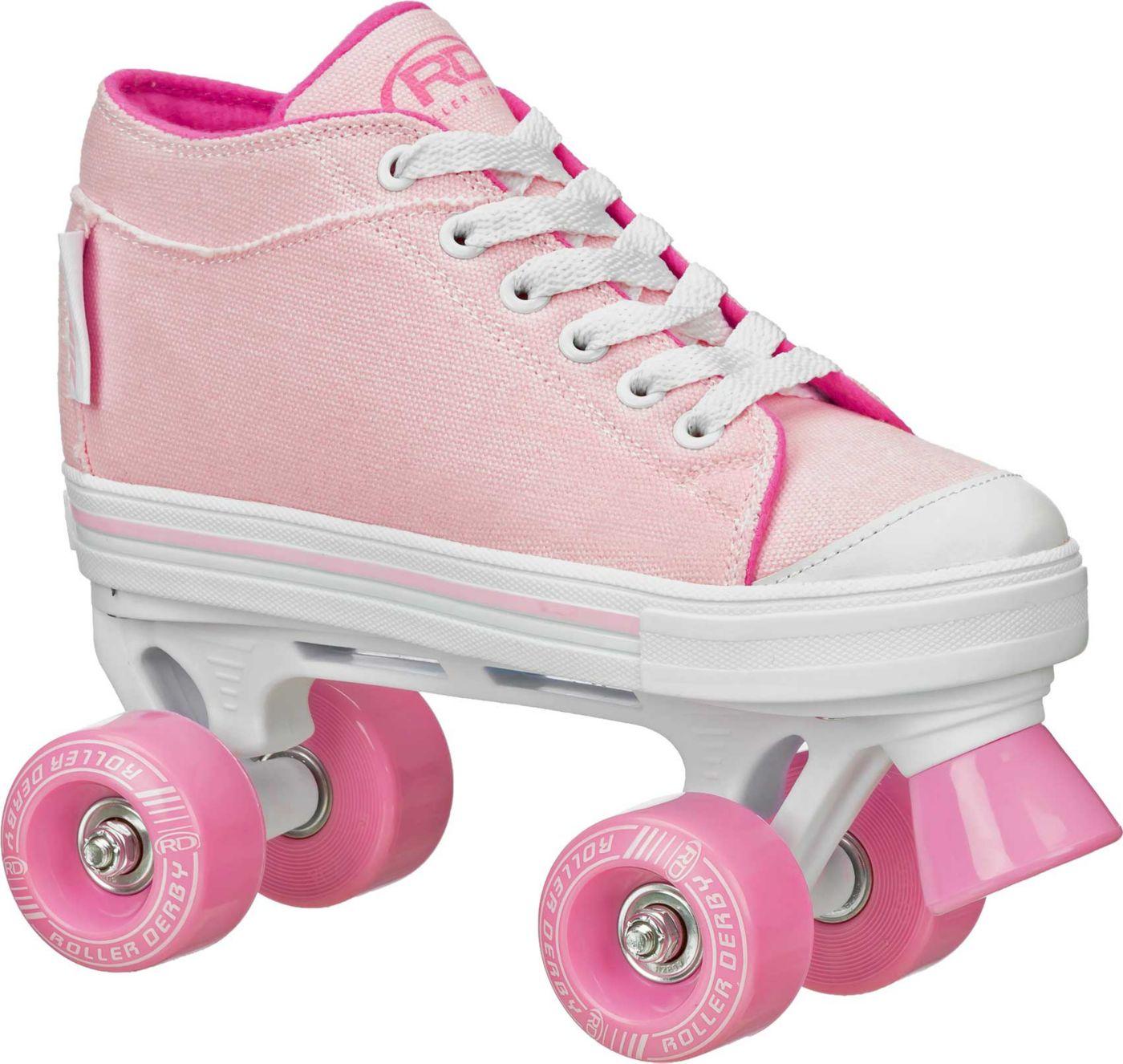 Roller Derby Girls' Zinger Quad Roller Skates