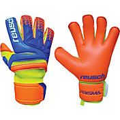 Reusch Adult Prisma Prime S1 Evolution Finger Support Soccer Goalkeeper Gloves
