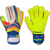 Reusch Adult Serathor Deluxe G2 Soccer Goalkeeper Gloves