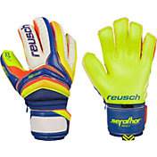 Reusch Adult Serathor Pro G2 Ortho-Tec Soccer Goalkeeper Gloves