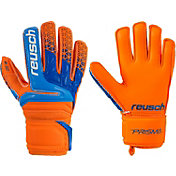 Reusch Youth Prisma SG Finger Support Junior Soccer Goalkeeper Gloves