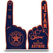 Rico Houston Astros Foam Finger