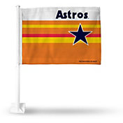 Rico Houston Astros Throwback Car Flag