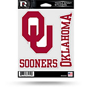 Rico Oklahoma Sooners Triple Spirit Stickers