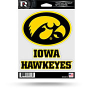 Rico Iowa Hawkeyes Triple Spirit Stickers