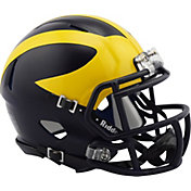 Riddell Michigan Wolverines Speed Mini Helmet