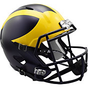 Riddell Michigan Wolverines Speed Replica Helmet