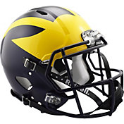 Riddell Michigan Wolverines Speed Authentic Full-Size Helmet