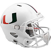 Riddell Miami Hurricanes Speed Replica Helmet