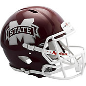 Riddell Mississippi State Bulldogs Speed Authentic Full-Size Helmet