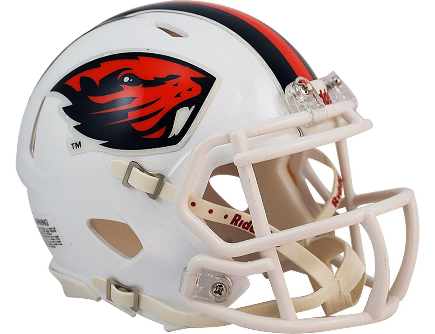 Riddell Oregon State Beavers Speed Mini Football Helmet