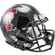 Riddell Texas Tech Red Raiders Speed Authentic Full-Size Helmet