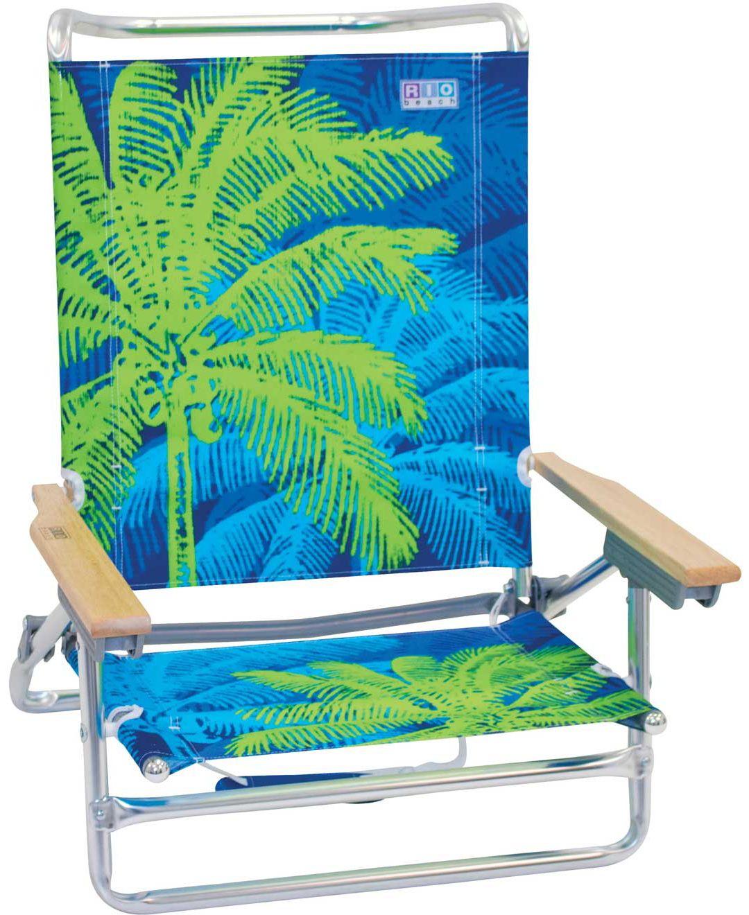Rio 5 Position Beach Chair
