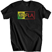 Scales Men's Fla Rasta T-Shirt
